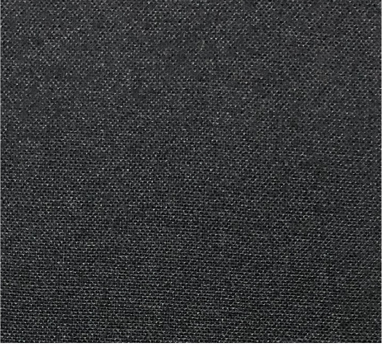 Black Mohair Suit Fabric