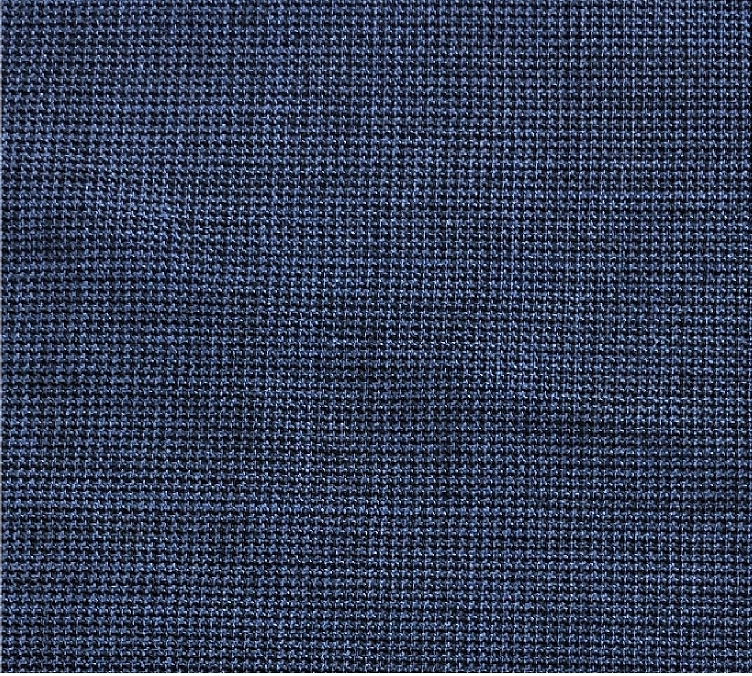 Navy Cal Suit Fabric
