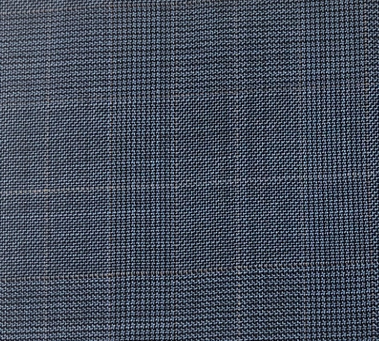 Navy Suit Fabric