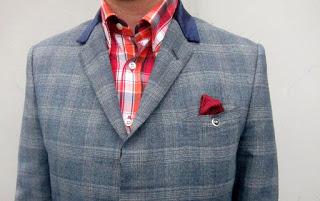 Tweed crombie
