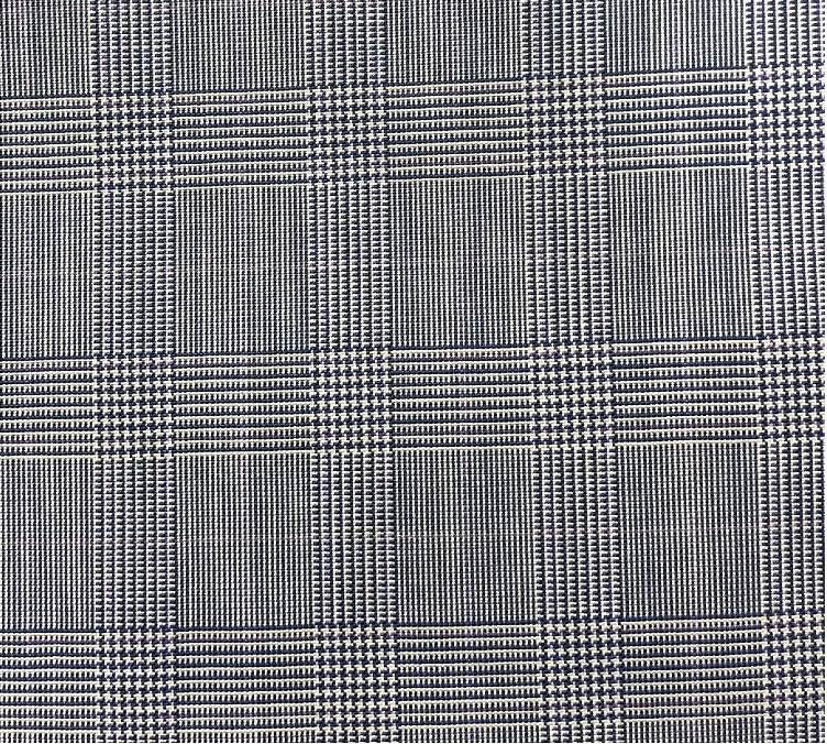Light Grey POW Suit Fabric