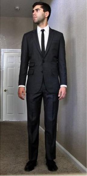 Charcoal 9 Suit